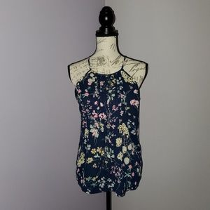 New York and company floral top